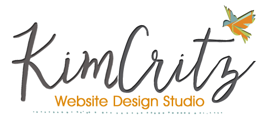 Kim Critz Website Design Studio