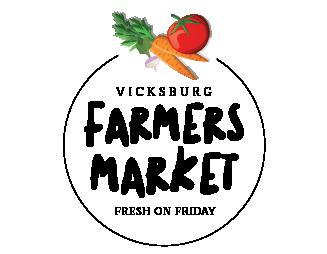 Vicksburg Farmers Market Logo Concepts 2017 - Kim Critz